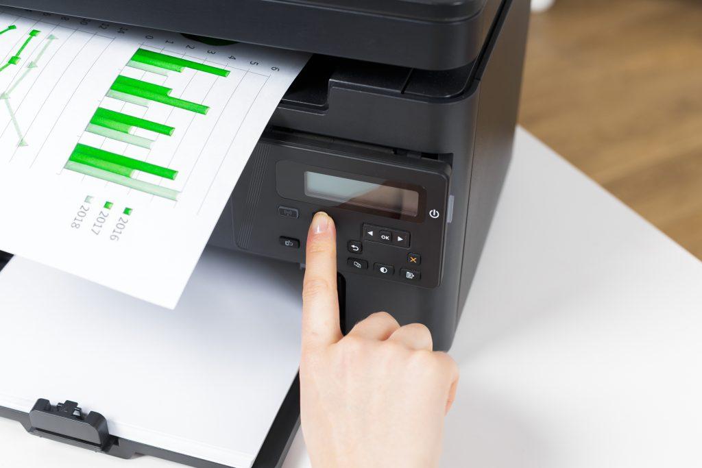 Maintenance imprimante entreprise 91